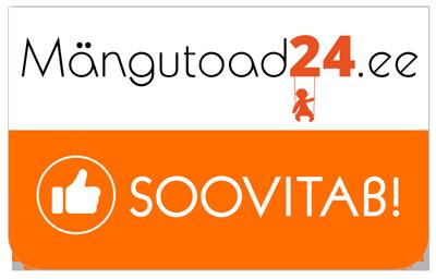 Mängutoad24.ee SOOVITAB!
